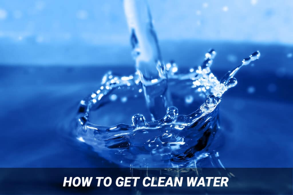 clean water featured